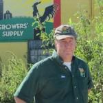Steve Paradis at Fresh Start Growers Supply