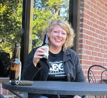 Beers with the Bar Belle, Sara Havens