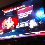 When it hit ESPN at Noon Wednesday, Petrino's story became real