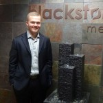 Taylor Trusty at Blackstone Media