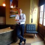 Steve Wiser at his NuLu office