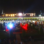 The Paddock was rocking on Opening Night