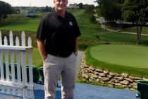 Larry Sinclair directs corporate sales for the PGA