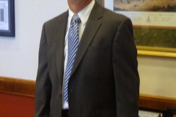 Jeffersontown Mayor Bill Dieruf