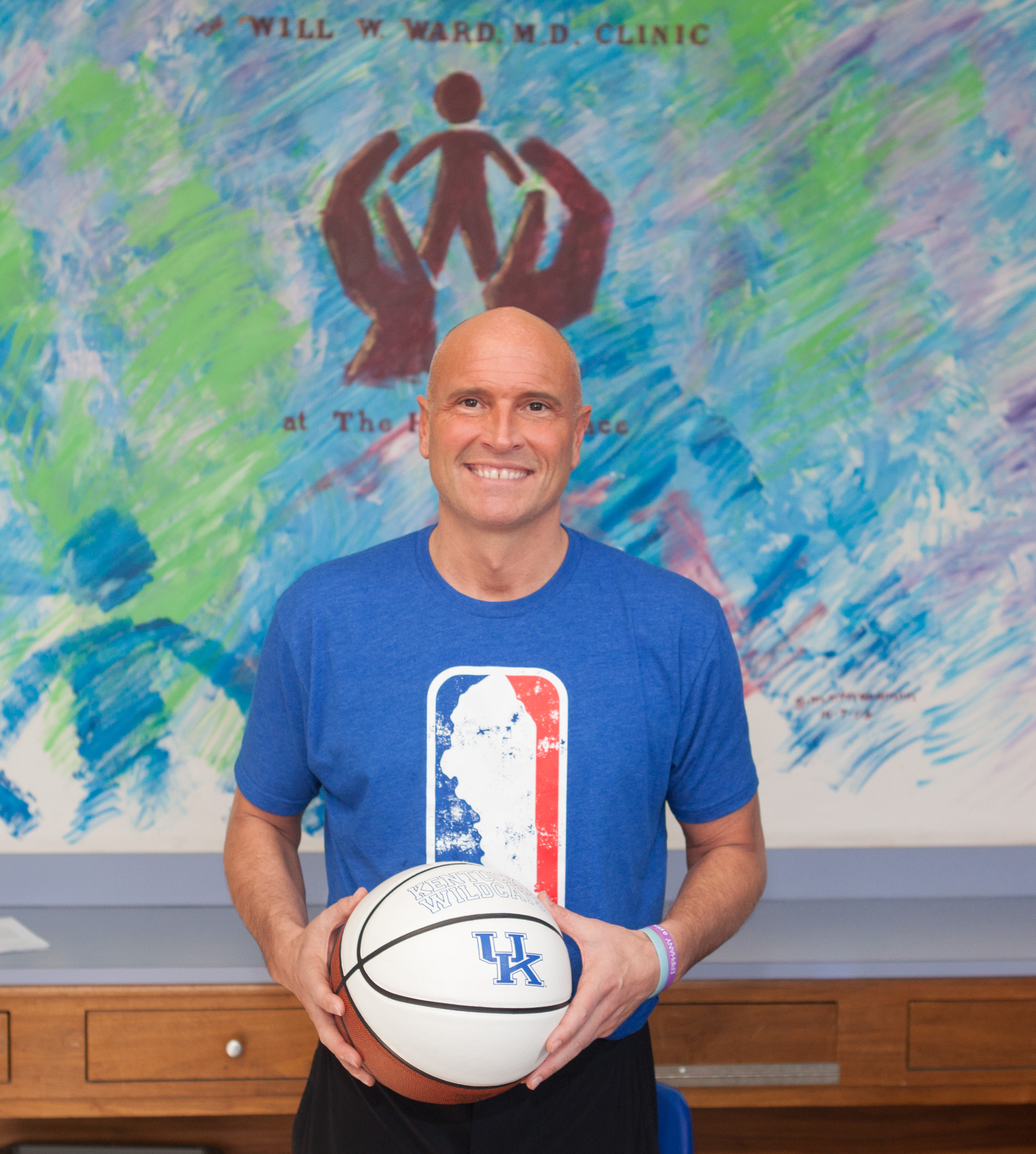 Rusty s Remote from Aspen Rex Chapman on Hoops and Healing Local